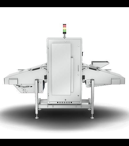 Eagle RMI 400 for poultry bone detection back view