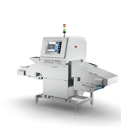 Eagle RMI 400 for poultry bone detection side right view