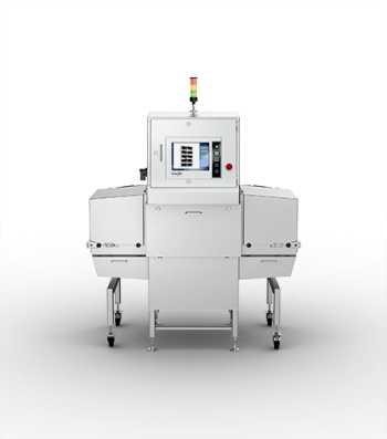 X-ray inspection for food quality assurance Eagle Pack 550 front view