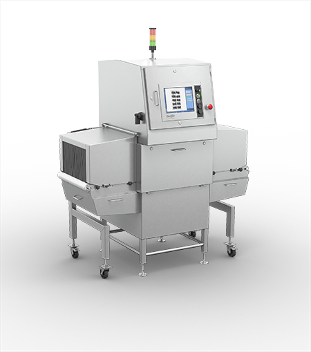 X-ray inspection for food quality assurance Eagle Pack 550 side view
