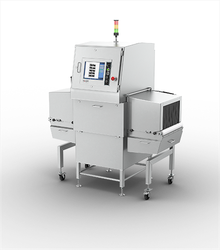 X-ray inspection for food quality assurance Eagle Pack 550