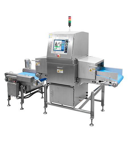 Eagle RMI3 x-ray system hygienic design red meat inspection