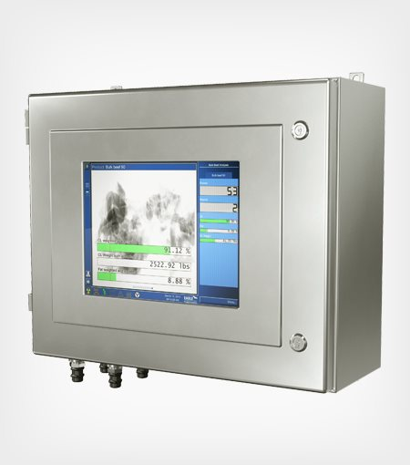 Eagle Remote Touchscreen red meat systems