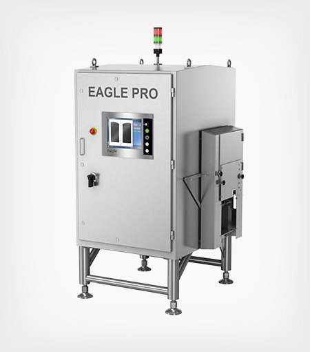 Eagle Tall PRO XSDV for x-ray inspection of glass jars and cans
