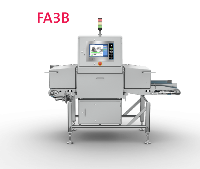 Red meat x-ray inspection and fat analysis machine Eagle FA3B