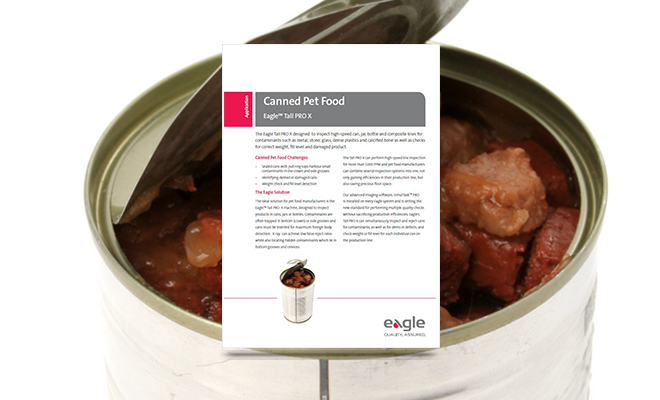 Eagle Hoic Grain Salmon Anchovy Sardine Dog Food